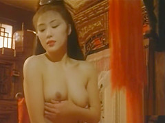 Chinese softcore scene - The Golden Lotus