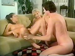 bikini babes with lucky guy