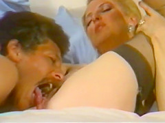 Juliet Anderson Gets Physical ( vintage )