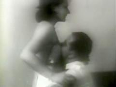 The Babysitter circa 1930 Vintage
