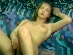 Retro porn first timers get eaten out