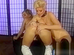 Kaitlyn Ashley and Lois Ayres in vintage porn