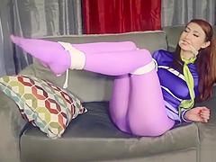 Daphne bondage