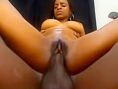 Brace Face Black Teen Takes That Dick