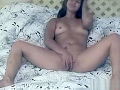 Rimmed and fingered babe in retro porn