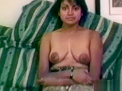 Amateur fucked doggystyle in vintage porn