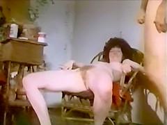 Jeffrey Hurst & Crystal Sync from Vanessa's Hot Nights, vintage 70s