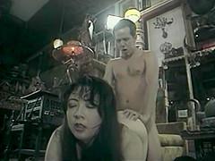 Enjoying his big dick - Julia Reaves