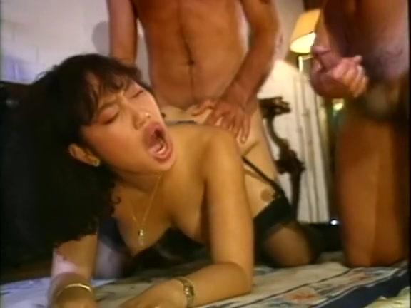 Vintage Interracial anal porr