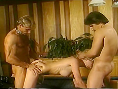 Getting her ass and pussy eaten - Porn Star Legends