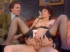 Vintage MILF fuck - DBM Video
