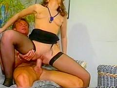 Biggi vs. Steven (German Vintage. Early 90's)
