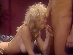 Sexy blonde milf gets her ass and pussy pounded at the same time - CDI