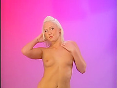 Good Girls Paid To Dance Naked! - Naive Bubbly 18 y.o. Freshman Co-ed Roxy