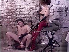 dutch jean pierre follows his mistress orders