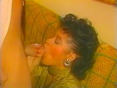 Frank James in Black Heat 1987 Scene 01