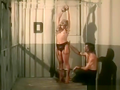 Kinky vintage bondage movie