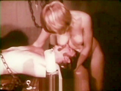 Two Mistresses Dominate a Slave