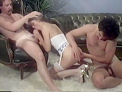 LW - Upper class threesome from some years ago