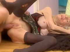 Marie bourgeoise - Vieille anorexique