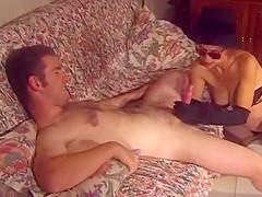 Pregnant anal strapon