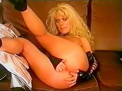 Louise Hodges Masturbating and Pissing