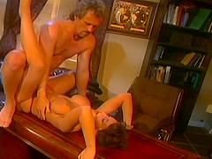 Blonde And Brunette Vintage Women Suck And Fuck Dicks