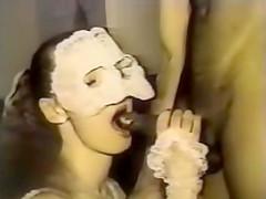 Wife Eli and black lover 1- vintage cuckold at HomeMoviesTub