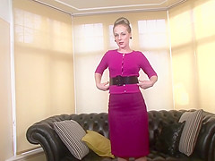 Aston Wilde - Sofa Seduction, Free Vintage Flash HD Porn 1d