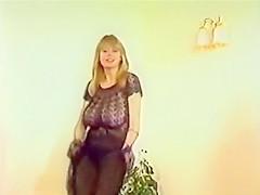 14 My Sharona - Vintage Big Tits 80s Dance Striptease