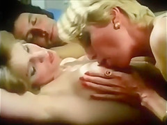 Vintage Milf Threesome Classic X Collection