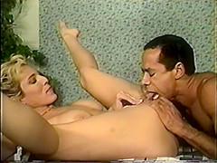 Vintage Randi Storm + Guy DiSilva Hot Fuck Scene