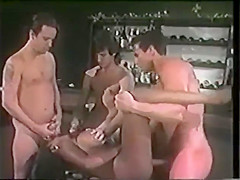 Dominique Simone Fucking 3 Guys at the bar