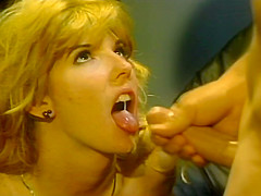 A Vintage Fuck Scene With Busty 80s Babe Galore