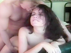 Excellent Retro Chick Gets Banged From Behind