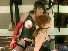 Pony Girl #01 (1993) In Harness - Part 01 HUMILIATION BDSM