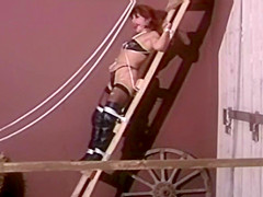 Pony Girl #01 (1993) In Harness - Part 03 HUMILIATION BDSM
