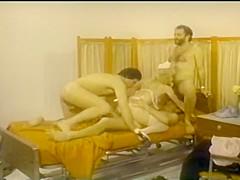Nasty Nurses 1983 - Vanessa Del Rio, Merle Michaels, Samantha Fox