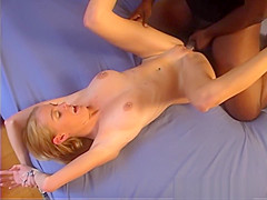 Horny Slut Comes Home to a Big Black Cock