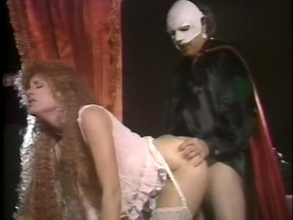 Phantom Of The Opera Xxx