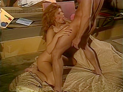 Brittany andrews facial peter north