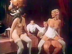 Hottest classic video with Jack Rogers and Peter Strasser