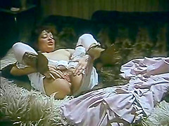 Incredible facial vintage movie with Margit Ojetz and Ursula Gaussmann