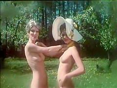 Crazy retro video with Ann-Marie Berglund and Poul Bundgaard