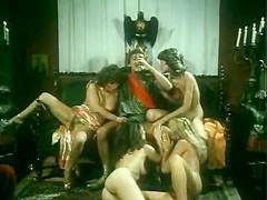 Exotic classic clip with Ursula Gaussmann and Veronica Moser