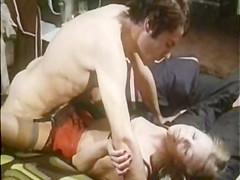 Fabulous vintage video with Barbara Moose and Karine Gambier