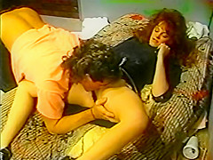 Incredible interracial vintage scene with Jacqueline and Jamie Gillis