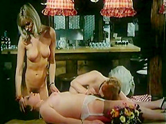 Best vintage scene with Robby Voss and Christa Abel