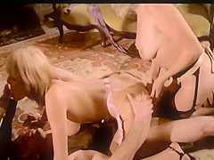 Exotic retro movie with Francis Leroi and Jean-Pierre Armand