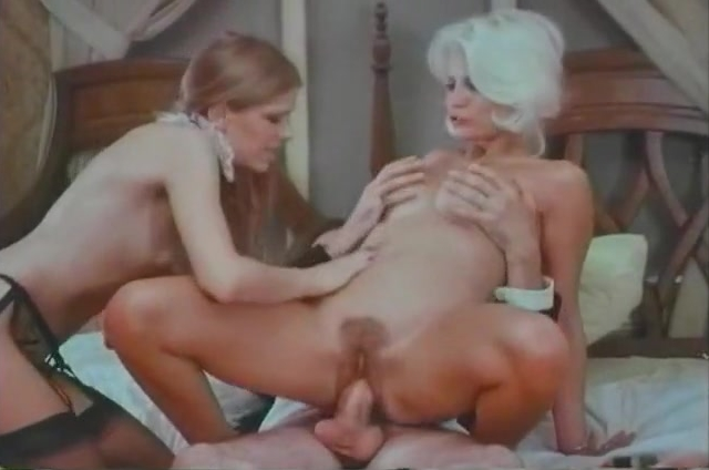 Classic massage porn